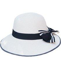 sombrero bucket cambridge blanco viva felicia