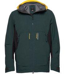bengt usx jkt 2 outerwear rainwear rain coats grön didriksons