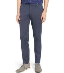 men's big & tall bonobos weekday warrior athletic stretch dress pants, size 36 x 36 - blue