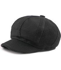 cappello da donna con ottagono da viaggio, comodo da berretto confortevole vintage da donna