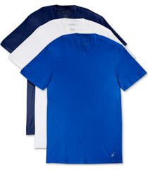 nautica men's 3-pk. cotton undershirts