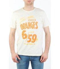 t-shirt korte mouw lee marcantile l668abbc