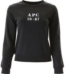 p.c.a.c. 19-87 sweatshirt