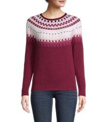 loro piana women's cashmere sweater - caviar - size 42 (8)