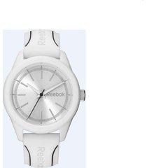 reloj blanco reebok spin drop woman