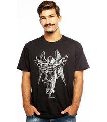 camiseta hardivision anjo manga curta