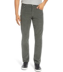 men's citizens of humanity gage slim straight leg corduroy jeans