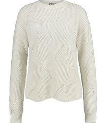 catwalk junkie pullover kn milou ecru