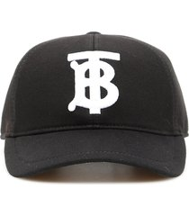 burberry jersey and check baseball cap