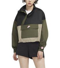 anorak model jacket