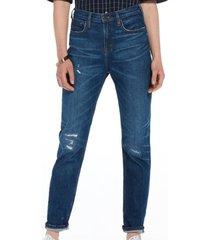 blauwe dames jeans maison scotch - 144550