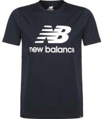 t-shirt korte mouw new balance mt01575