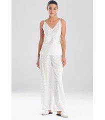 natori decadence cami pajamas set, women's, size l sleep & loungewear