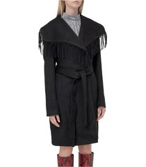fringes coat