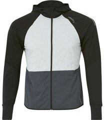träningsjacka adv warm tech jacket w