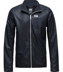 fjord windproof fleece outerwear sport jackets blauw helly hansen