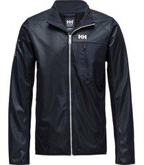 fjord windproof fleece sweat-shirts & hoodies mid layer jackets blauw helly hansen
