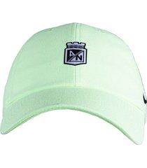 gorra nike atletico nacional-verde claro