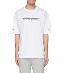 'maglia' logo print t-shirt