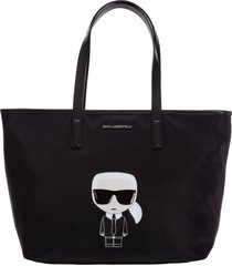 borsa donna a spalla shopping k/ikonik
