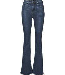 bootcut jeans lee flare bo clean aurora