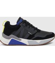 zapatilla s brentha wl sneakers negro diesel
