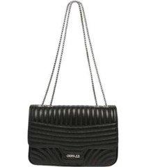 bolsa de couro griffazzi feminina