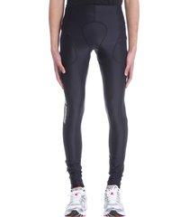 marine serre pants in black polyamide