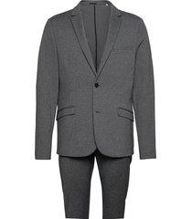 superflex suit kostym grå lindbergh