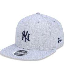 boné new era original fit snapback new york yankees mini logo