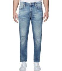 ckj jeans 058 slim taper azul calvin klein