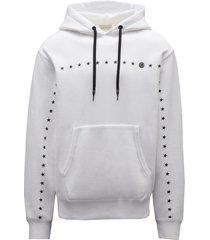 7 moncler frgmt hiroshi fujwara hoodie white