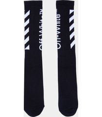 off-white diag logo socks
