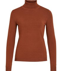 bolonia knit rollneck top