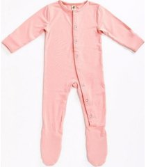 baby boys and girls organic bamboo footie