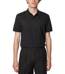 boss men's pye 09 stretch-cotton polo shirt