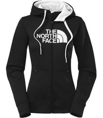buzo mujer fave half dome full zip hoodie the north face