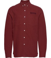 bear shirt överskjorta röd forét