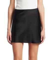 wash & go mini skirt