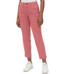 pantalón rosa mauve gap