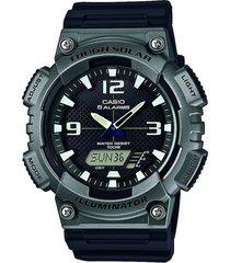 reloj aq-s810w-1a4 casio multicolor