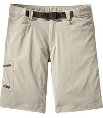 shorts equinox beige outdoor research