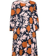 aretta pionipensas dress jurk knielengte multi/patroon marimekko