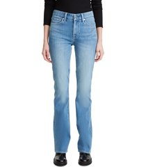 7 for all mankind bootcut stretch denim jeans, size 25 in langley at nordstrom
