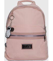 mochila girly rosa everlast