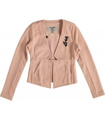 garcia roze structure sweat blazer