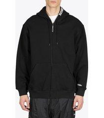 032c systeme reflective zip up hoodie