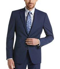 calvin klein postman blue x-fit suit