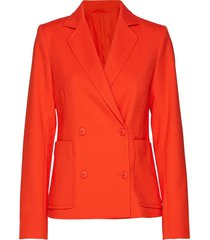 2nd spree blazer colbert rood 2ndday