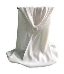 cachecol básico branco